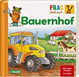 Frag doch mal ... die Maus!: Bauernhof: Erstes Sachwissen - Lukas Schnell