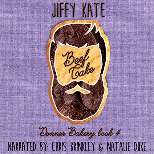 Beef Cake audiobook cover art