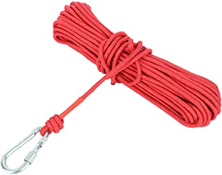 Safety Rope, Wear-resisting, Easy, Salvage Rope, for Fishing, Indoors, Camping, Outdoors,