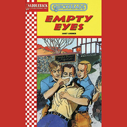 Empty Eyes audiobook cover art