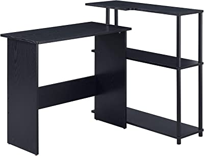 Acme Furniture Ievi Writing Desk, Black