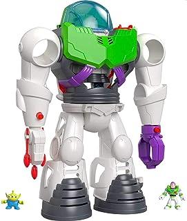 Fisher-Price Imaginext Playset Featuring Disney Pixar Toy Story Buzz Lightyear Robot