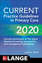 CURRENT Practice Guidelines in Primary Care 2020 PDF