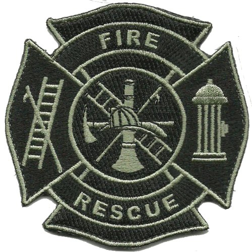 Top 10 velcro patch firefighter for 2020