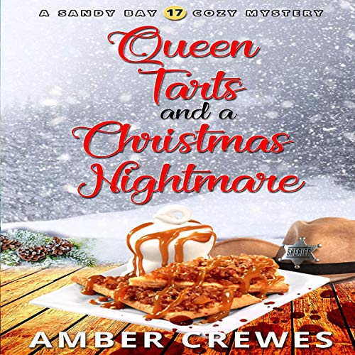 Queen Tarts and a Christmas Nightmare cover art