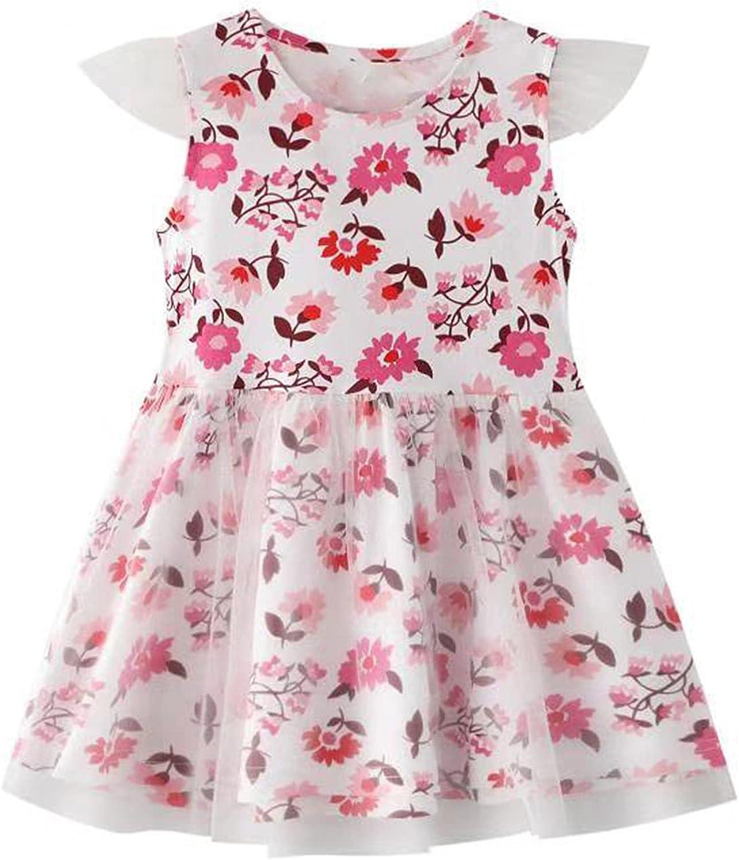 Girl Summer Tulle Dress Cotton Super-cheap Sleeveless Neck Tan Casual Very popular Halter