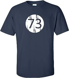 Big Bang Theory 73 Men's T-Shirt