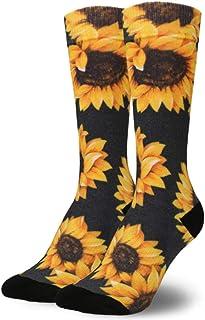 Womens Cute Socks Funny Dress Athletic Novelty Crew Socks