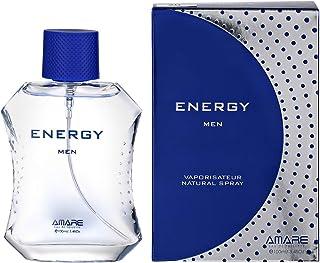 Energy by Amare - perfume for men - Eau de Toilette, 100 ml
