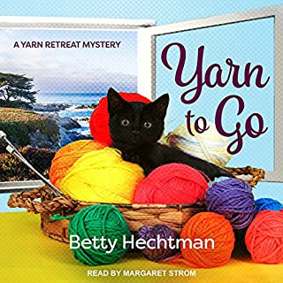 Yarn to Go audiobook cover art