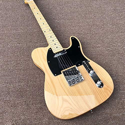 E-Gitarre Ahornfarbe E-Gitarre Acoustic Steel Saiten Guitars Klassische Gitarre Zzib (Color : Guitar, Size : 41 inches)