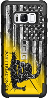 Limited Edition Customized Prints by Ego Tactical Over a UAG Urban Armor Gear Case for Samsung Galaxy S8 Plus/ S8+ (Larger 6.2