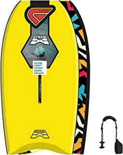 Flood Bodyboard Dynamx Stringer 37 Amarillo Tribal