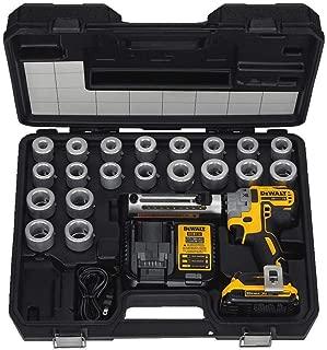 DEWALT DCE151TD1R 20V MAX XR Cordless Cable Stripper Kit (Certified Refurbished)