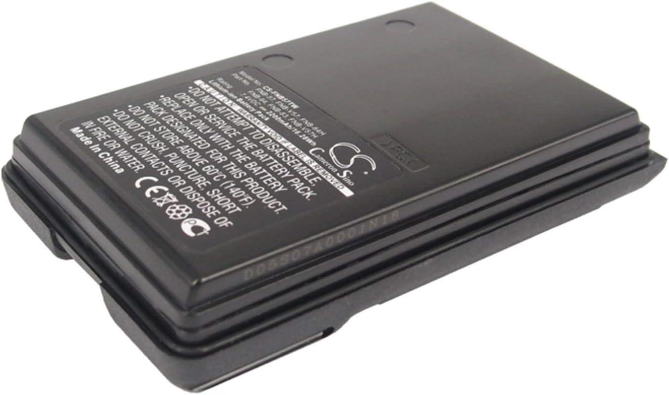 VINTRONS 2200mAh Battery for YAESU VX-417 VX-414 激安通販ショッピング 売却 VX-420 VX-42