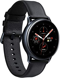 Samsung Galaxy Watch Active2 40mm Stainless Steel LTE - Black