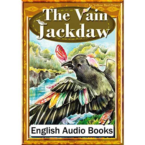 『The Vain Jackdaw(おしゃれなカラス・英語版)』のカバーアート