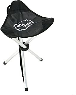MVP Disc Sports Large Tripod Disc Golf Stool
