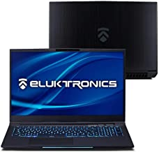 Eluktronics MECH-17 G1Rx Slim & Light NVIDIA GeForce RTX 2070 Gaming Laptop with..