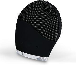 CREATE IKOHS Limpiador facial FACE WAVE - Cepillo Facial de Silicona Rejuvenece la Piel Masajeador para todo tipo de pi...