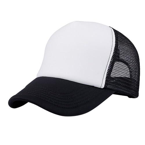 Leisial Mujer Casual Gorra de Béisbol de Viajes Hats Hip-Hop Sombrero Sol  al Aire 8497015d5a1