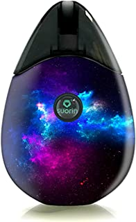 Skin Decal Vinyl Wrap for Suorin Drop Vape Kit skins stickers cover/Galaxy Space Gasses