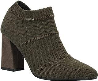 TEMMA Stretch Knit Dress Shoetie