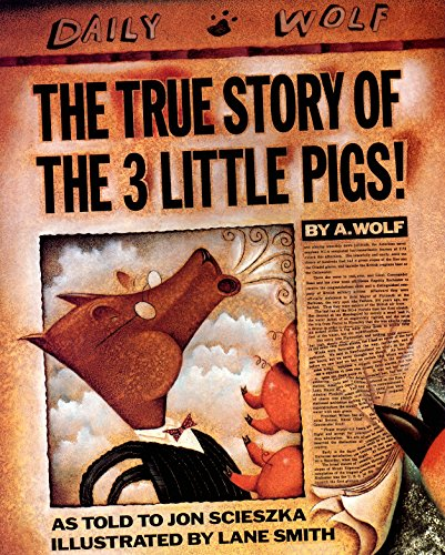 The True Story of the Three Little Pigsの詳細を見る
