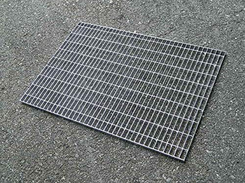 M.P. Metalli Grigliato Modulare Standard Elettrosaldato M.25X76 In Ferro Zincato A Caldo 400X1000 Made In Italy
