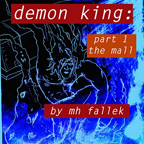 Demon King audiobook cover art