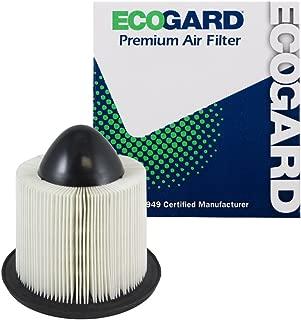 ECOGARD XA4878 Premium Engine Air Filter Fits Ford F-150 4.6L 1997-2008, F-150 5.4L 1997-2003, F-150 4.2L 1997-2008, Expedition 5.4L 1997-2004, E-350 Super Duty 5.4L 1999-2016