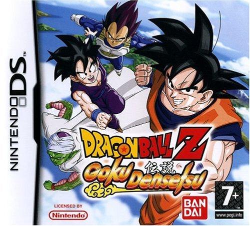 Dragon Ball Z Goku Densetsu
