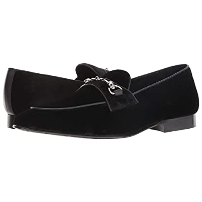 Donald J Pliner Palti (Black Velvet) Men