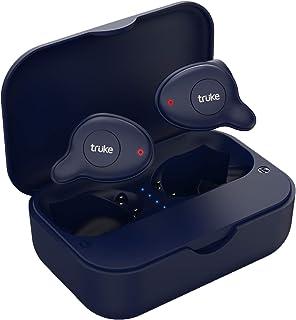 truke Fit Pro in-Ear True Wireless Bluetooth Headphones (TWS) with Mic (Royal Blue)