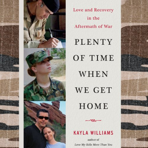 Plenty of Time When We Get Home audiobook cover art