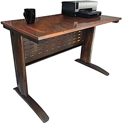 Urban9-5 Rustic Computer Desk, Brown