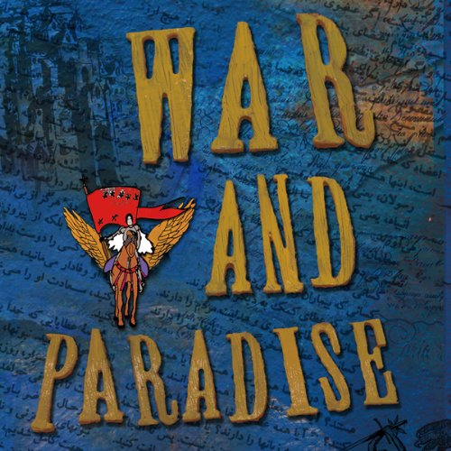 War and Paradise audiobook cover art