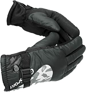 AlexVyan Stylish Imported Warm Winter Gloves Outdoor Gloves Protective Riding, Cycling, Bike Motorcycle Gym Gloves for Men...