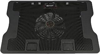 Coolin Pad For Laptop ET-638B by Eton, Black