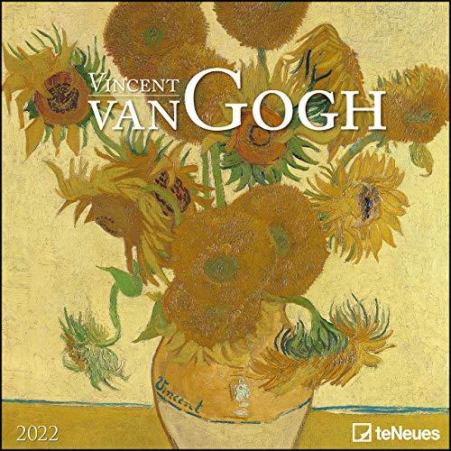 Vincent van Gogh 2022 - Wand-Kalender - Broschüren-Kalender - 30x30 - 30x60 geöffnet - Kunst-Kalender