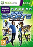 Microsoft Kinect Sports: Season Two, Xbox 360, PAL, DVD, FRE