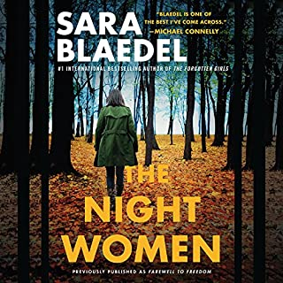 The Night Women (previously published as Farewell to Freedom) cover art