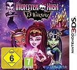Namco Bandai Games Monster High - Juego (Nintendo 3DS, Rompecabezas, Game Machine Studios)