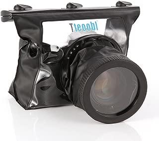 FocusFoto 20M Underwater Diving Waterproof DSLR Case Bag for Canon 7D 600D Nikon D7000 D90 DSLR Camera
