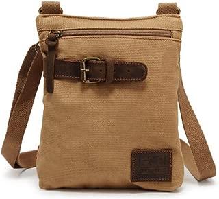 Mens Bag New Canvas Small Bag Men's Bag Shoulder Bag Messenger Bag Small Bag High capacity