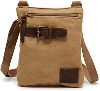 Mens Bag New Canvas Small Bag Men's Bag Shoulder Bag Messenger Bag Small Bag High capacity
