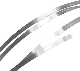 Bezel Wire Cloisonne Strip .999 Fine Silver Flat .060