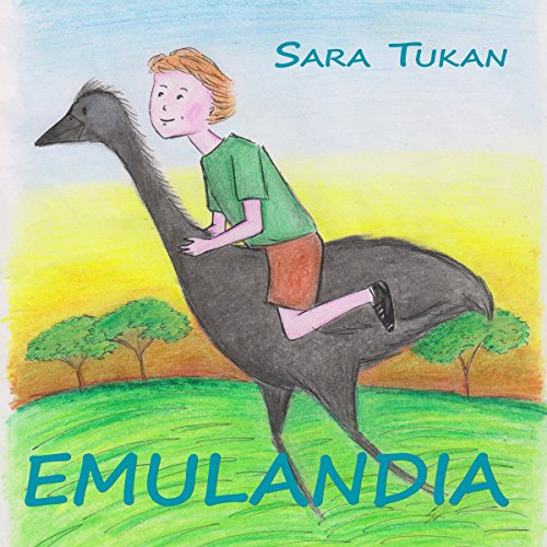 Emulandia audiobook cover art