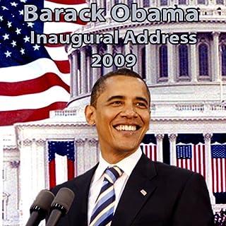 Barack Obama Inaugural Address (1/20/09) audiobook cover art