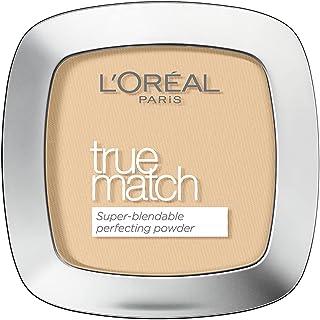 L'Oreal Paris, True Match Powder W1 Golden ivory, 9 gm
